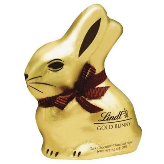 Lindt Gold Dark Chocolate Bunny 200g