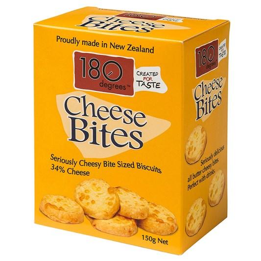 180 Degrees Cheese Bites 165g