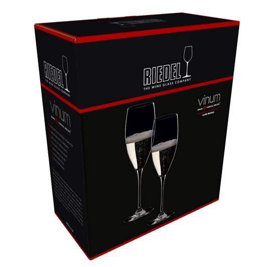 Riedel Vinum Presitige Cuvee Twin Pack