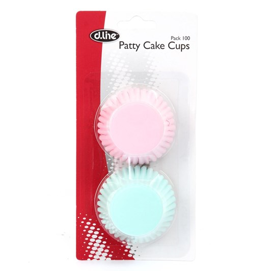 D.Line Pastel Paper Muffin Cups