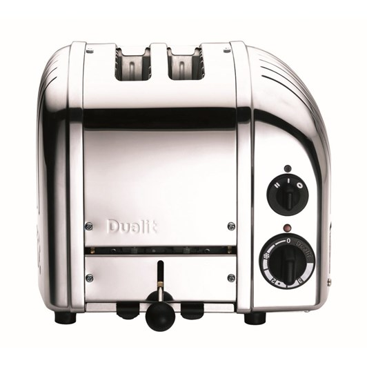 Dualit Stainless Steel 2 Slice Toaster