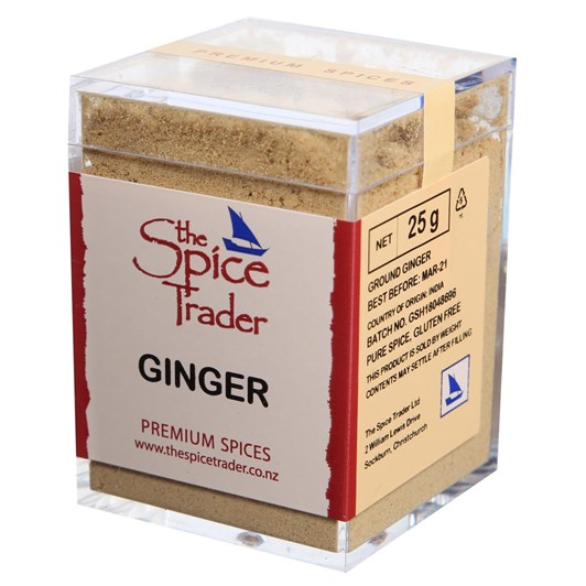 Spice Trader Ginger Powder 25g