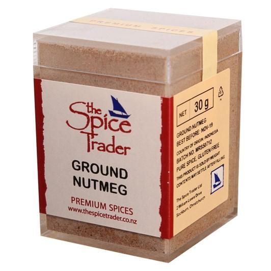 Spice Trader Nutmeg Powder 30g
