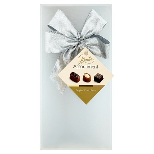 Hamlet Silver Chocolates With Bow 125g