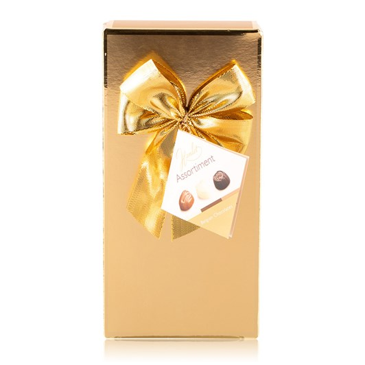 Hamlet Chocolates Gold With Bow 125g
