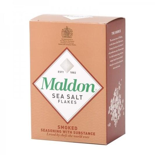 Maldon Smoked Seasalt 125g