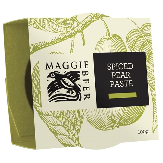 Maggie Beer Spiced Pear Fruit Paste 100g