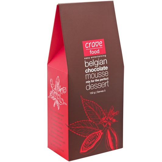 The Herb and Spice Mill Classic Chocolate Mousse 150gm