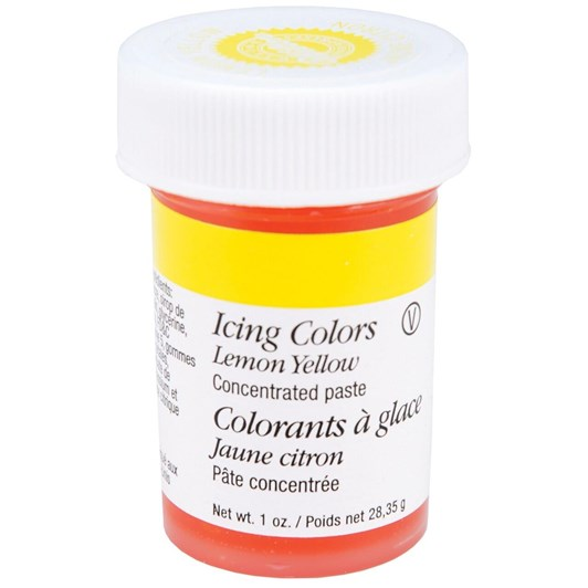 Wilton Icing Colour Lemon Yellow