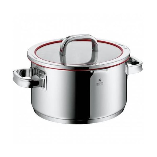 WMF Function High Casserole With Lid 20cm 3.3L