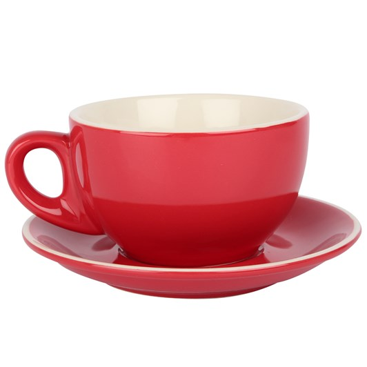 Rockingham Latte Cup and Saucer Set