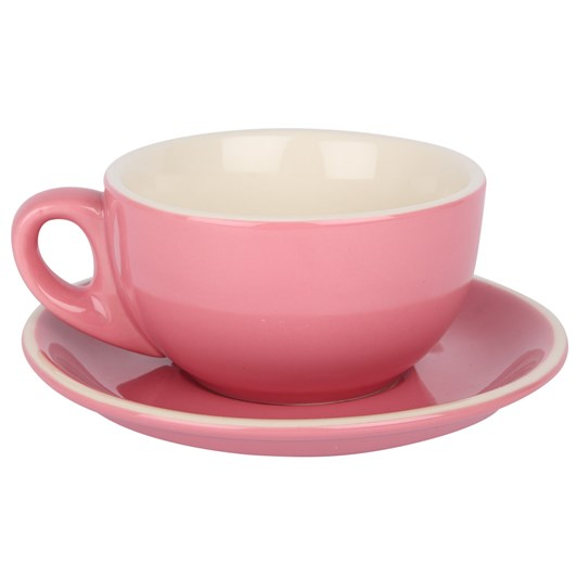 Rockingham Cappuccino Cup and Saucer Set