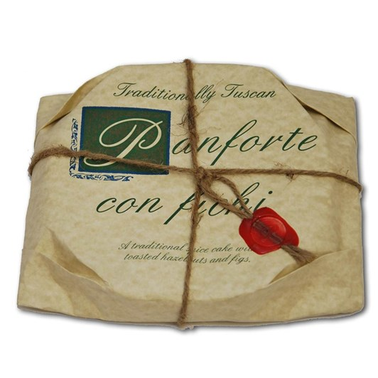 Traditionally Tuscan Panforte Con Fichi 450g