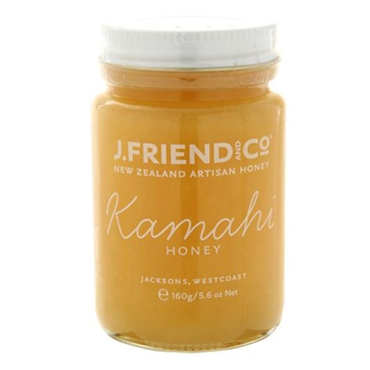 NZ Artisan Honey Kamahi Honey 160g