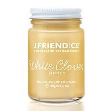 NZ Artisan Honey Clover Honey 160g