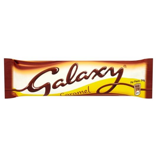 Galaxy Caramel Bar