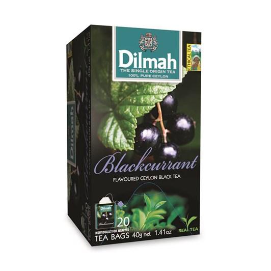 Dilmah Blackcurrant Envelope 20's
