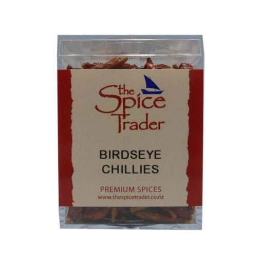Spice Trader Birdseye Chillies 35g - na
