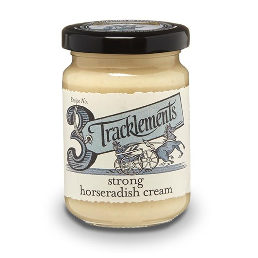 Tracklements Strong Horseradish & Cream Sauce 1450g