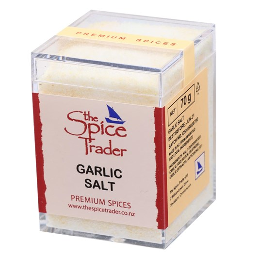 Spice Trader Garlic Salt 70g