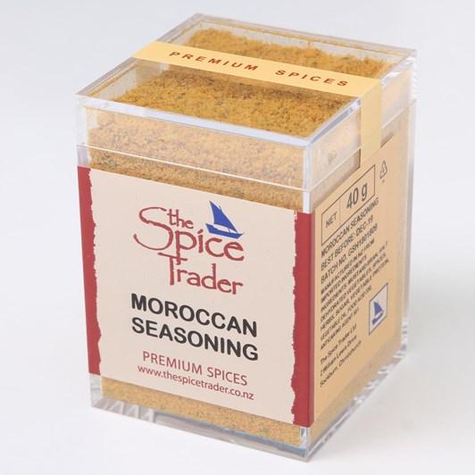 Spice Trader Moroccan Seasoning 40g