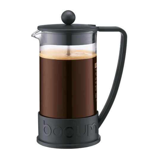 Bodum Brazil Coffee Maker Black 8 Cup 1L
