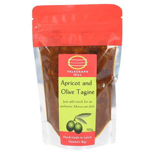 Telegraph Hill Apricot and Olive Tagine 300g