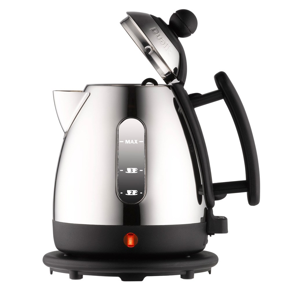 Dualit Mini Cordless Electric Jug stainless steel