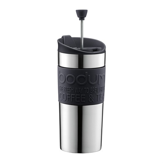 Bodum Black Travel Press Coffee Maker 0.35L