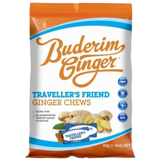 Buderim Buderim Ginger Travellers Friend 50G