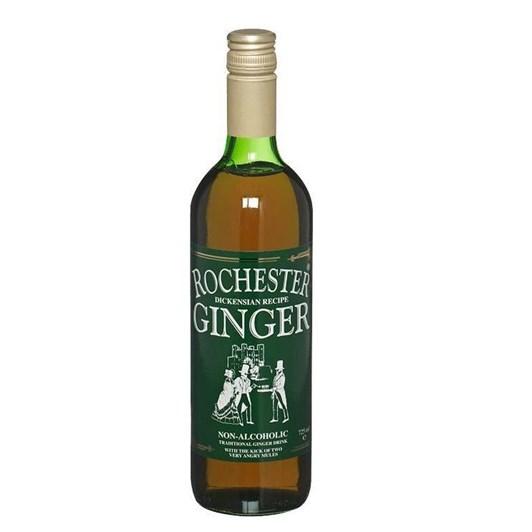 Rochester Original Ginger Non Alcoholic Wine 725ml