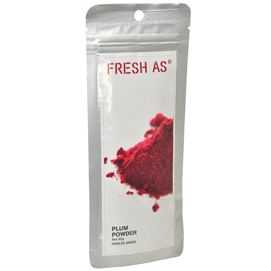 Fresh As Plum Powder 40g
