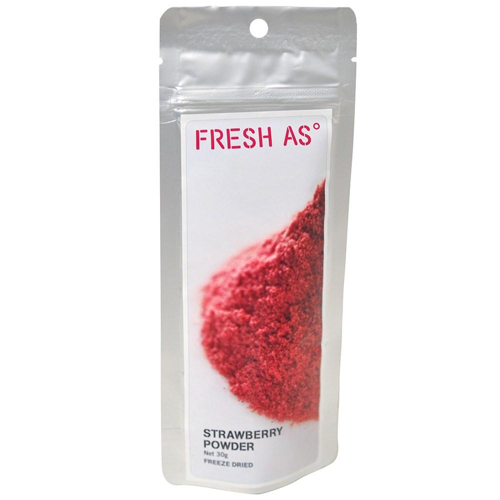 Fresh As Strawberry Powder 30g na
