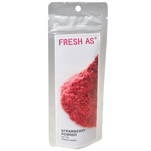 Fresh As Strawberry Powder 30g