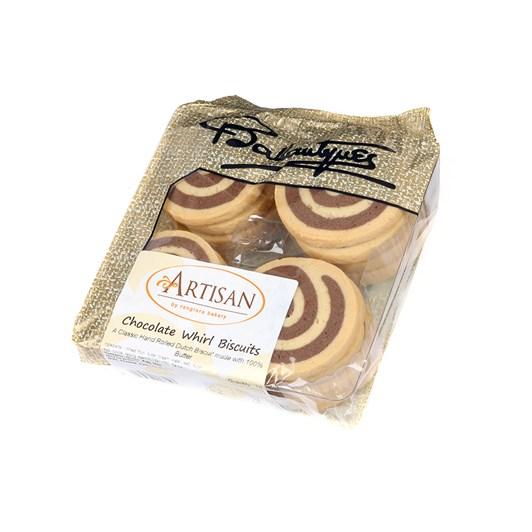 Rangiora Bakery - Chocolate Whirls Biscuits