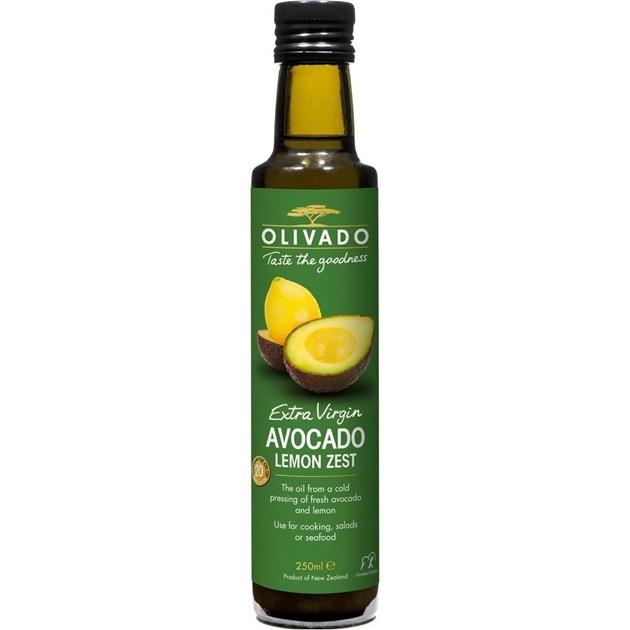 Olivado Avocado Zest 250Ml -