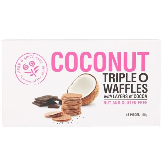 Herb & Spice Mill Coconut Crispy Triple Os 90g