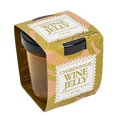 Herb & Spice Mill Chardonay Wine Jelly 120ml