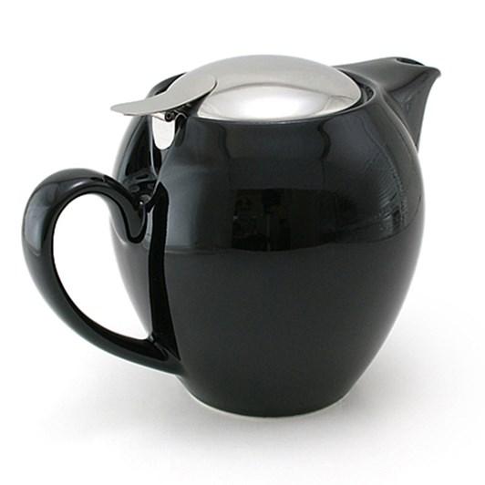 Zero Japan 580ml Teapot - Black