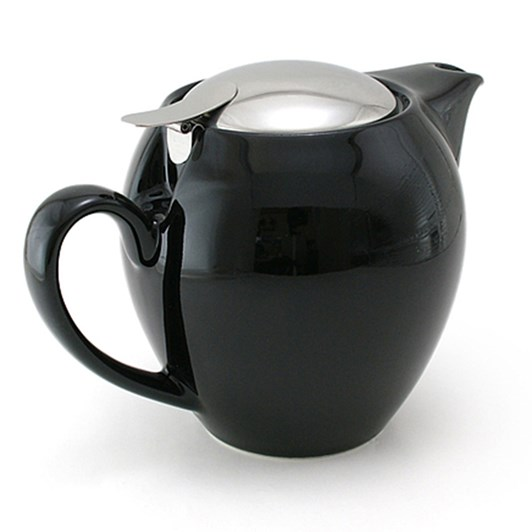 Zero Japan 580ml Teapot - Black