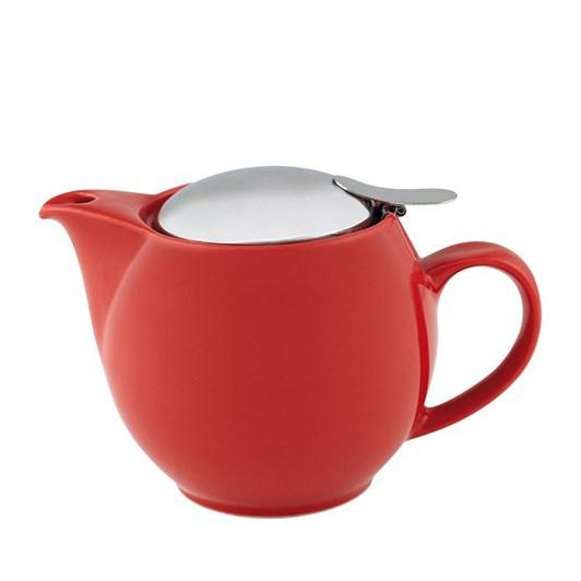 Zero Japan 450ml Teapot - Tomato
