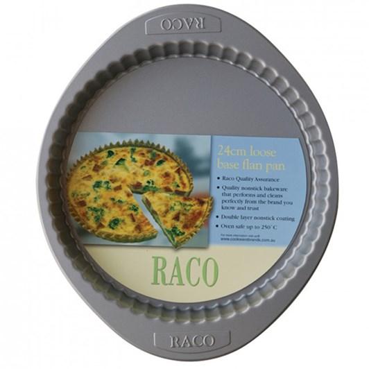 Raco 24cm Loose Base Flan