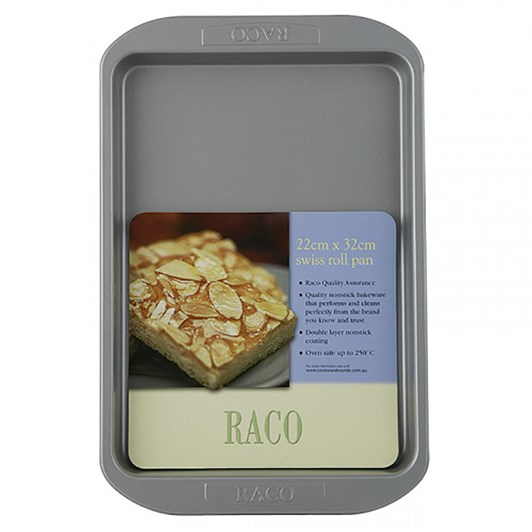 Raco 22x32cm Swiss Roll Pan