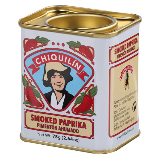 Spice Trader Smoked Paprika in Tin 75g