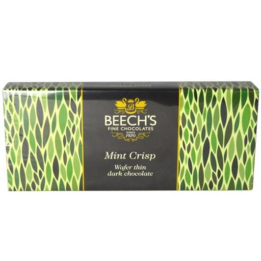 Beechs Dark Chocolate Mint Crisp 150g