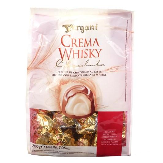 Vergani Milk Chocolate Whisky Creams 200g