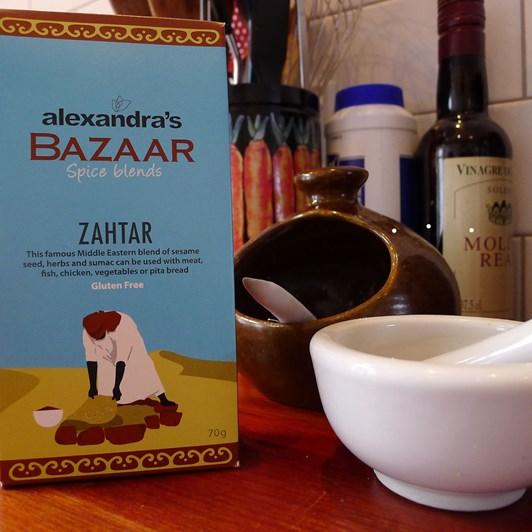 Alexandra's Bazaar Zahtar Spice 70g