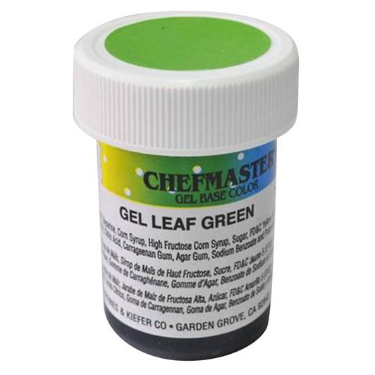 Chefmaster Colour Gel - Leaf Green 27g