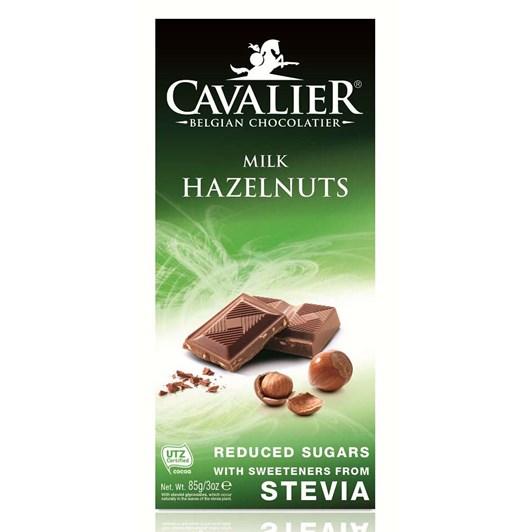 Cavalier Tablet Milk Hazelnut 85g