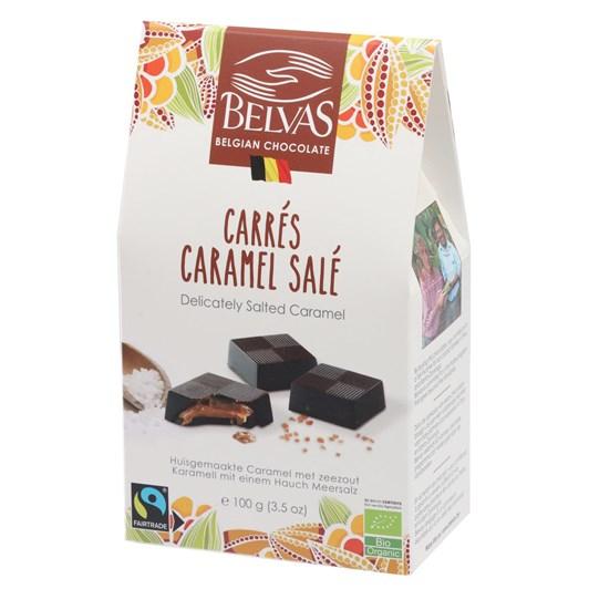 Belvas Carres Caramel Sale 100g